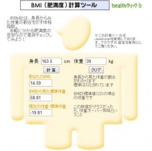 桐谷美鈴BMI